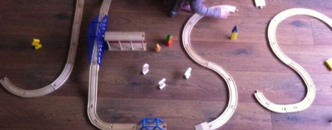 Name Train Track
