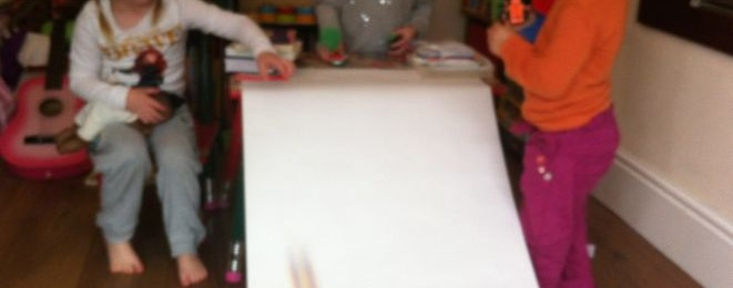 Paper Car Slide!